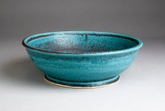 Laura's Turquoise Bowl